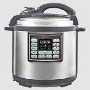 8-Qt. 10-In-1 Programmable Multi-Cooker  NEW